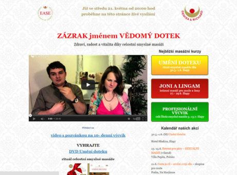 Webináře kurzy pro páry
