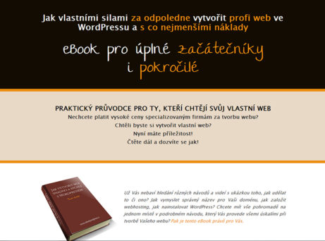 eBook WordPress