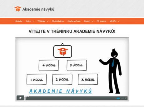 Akademie návyků 2014