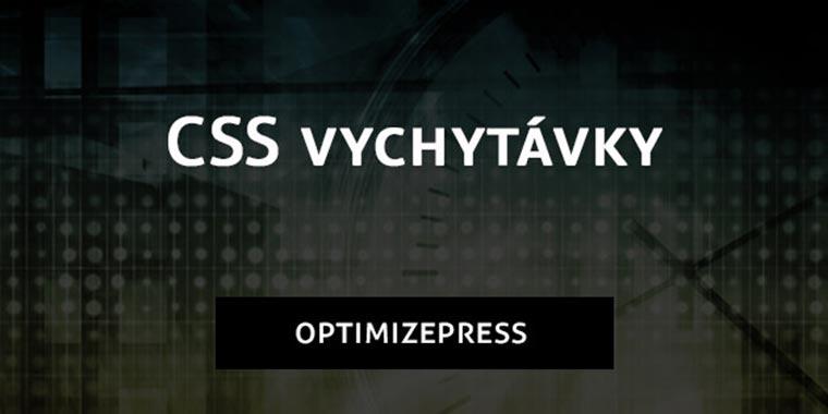 CSS-vychytavky