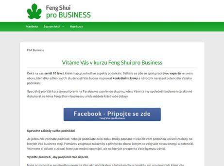Feng Shui pro Business
