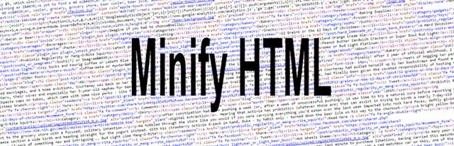 minify-html